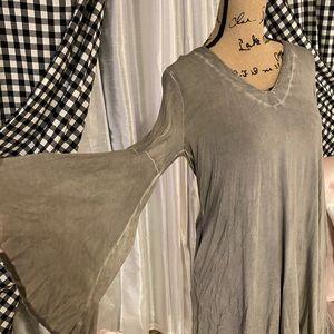 NWT UMGEE bohemian boho style tunic top